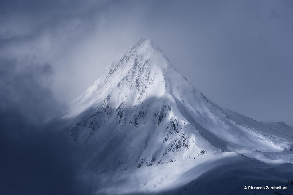 """Today's Photo Of The Day is """"Frozen"""" by Riccardo Zambelloni. Location: French Alps"""