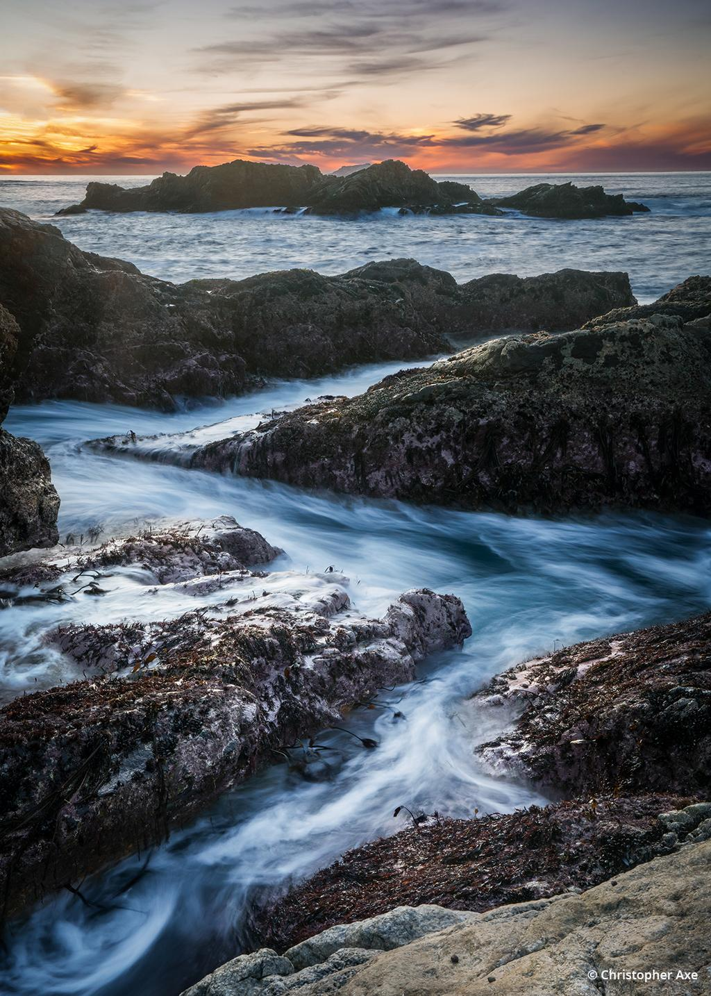 "Today's Photo Of The Day is ""Zig Zag"" by Christopher Axe. Location: Garrapata State Park, Big Sur, California."