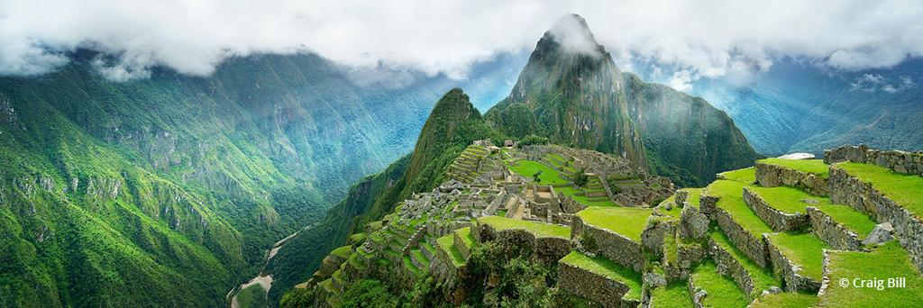"""Today's Photo Of The Day is """"Heights of Civilization"""" by Craig Bill. Location: Machu Picchu, Peru."""