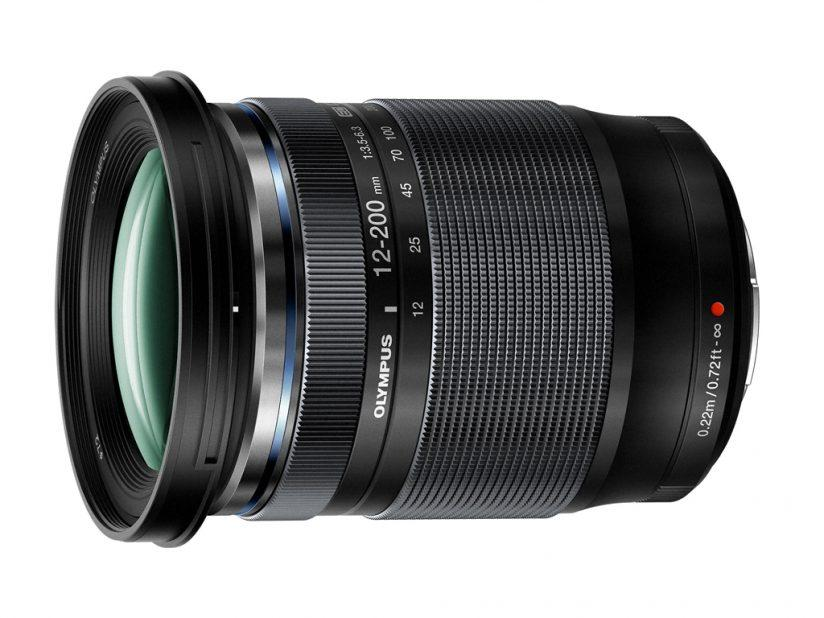 Product photo of the Olympus M.ZUIKO DIGITAL ED 12-200mm F3.5-6.3