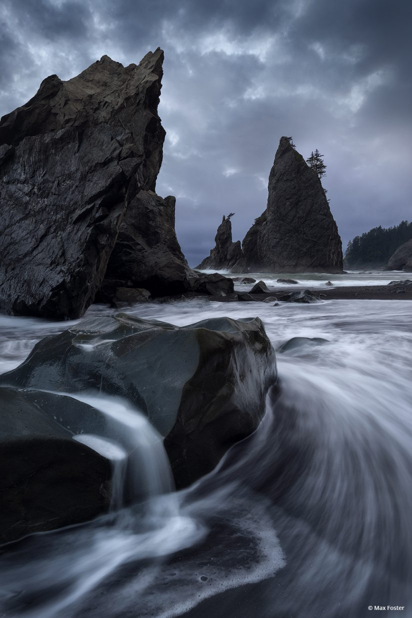 """Today's Photo Of The Day is """"Awaken"""" by Max Foster. Location: Rialto Beach, Washington."""