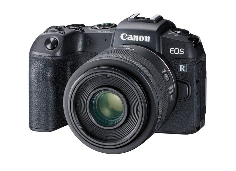 The Canon Eos Rp Is An Affordable Entry Level Full Frame