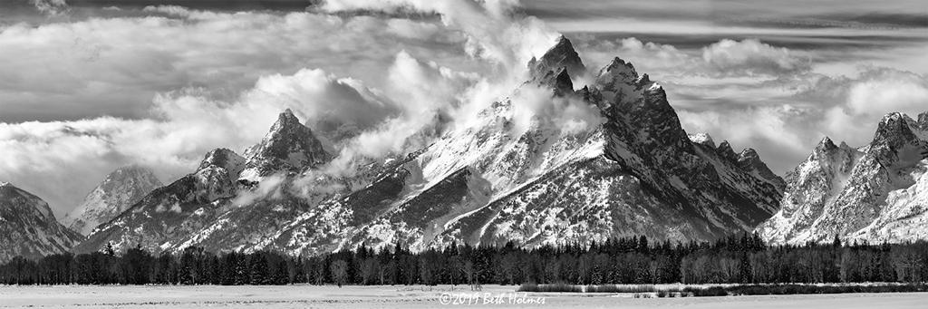 """Today's Photo Of The Day is """"Between the Storms"""" by Beth Holmes. Location: Grand Teton National Park, Wyoming."""