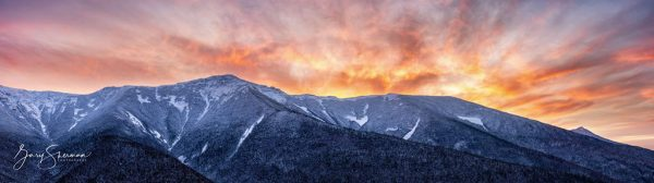"""Today's Photo Of The Day is """"Cloudfire"""" by Gary Sherman. Location: Franconia Range, New Hampshire."""