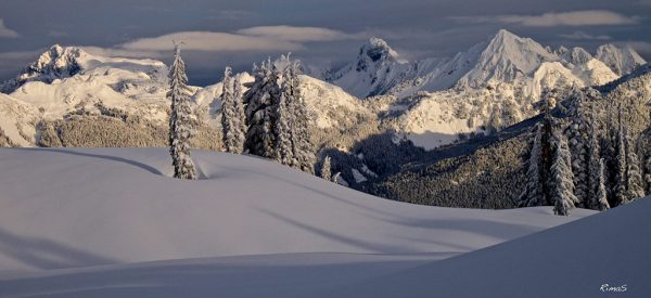 """Today's Photo Of The Day is """"The View"""" by RimaS. Location: North Cascades National Park, Washington."""