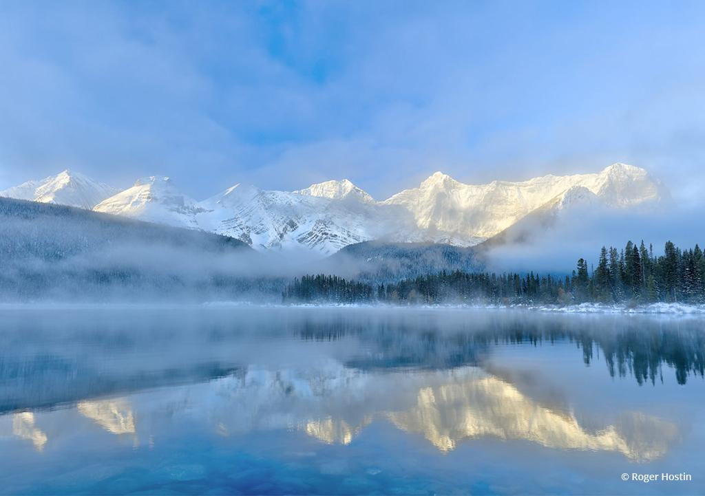 "Today's Photo Of The Day is ""Upper Kananaskis Lake"" by Roger Hostin. Location: Kananaskis Provincial Park, Alberta."