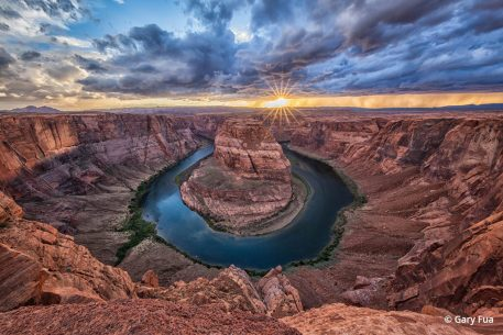 "Today's Photo Of The Day is ""Uplifted"" by Gary Fua. Location: Horseshoe Bend, Arizona."