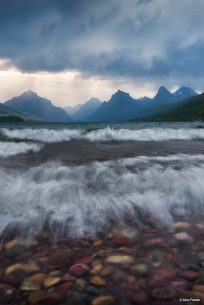 "Today's Photo Of The Day is ""A Stormy Brew"" by Max Foster. Location: Glacier National Park, Montana."