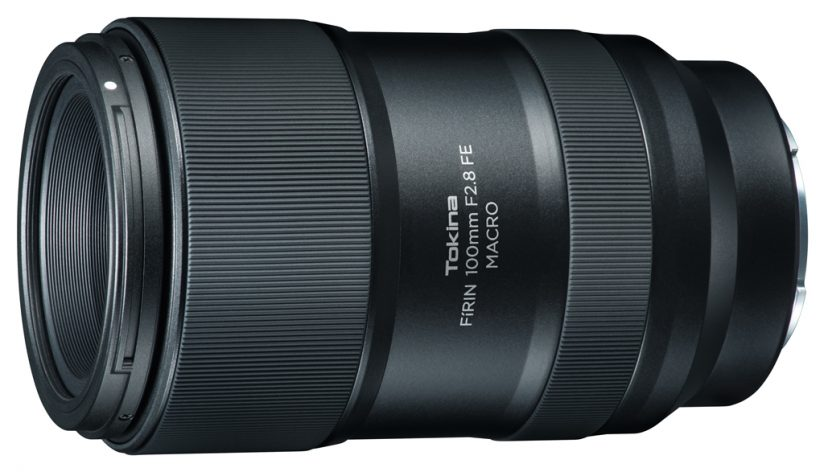Tokina Introduces FiRIN 100mm F2.8 FE Macro For Sony