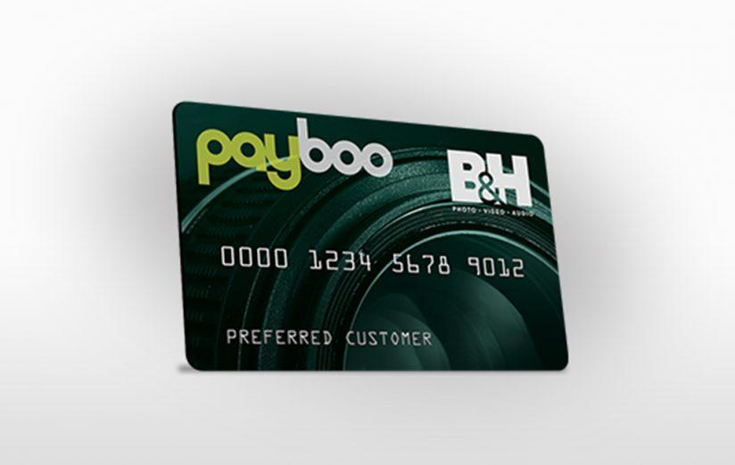B&H Payboo Credit Card Reimburses Your Sales Tax