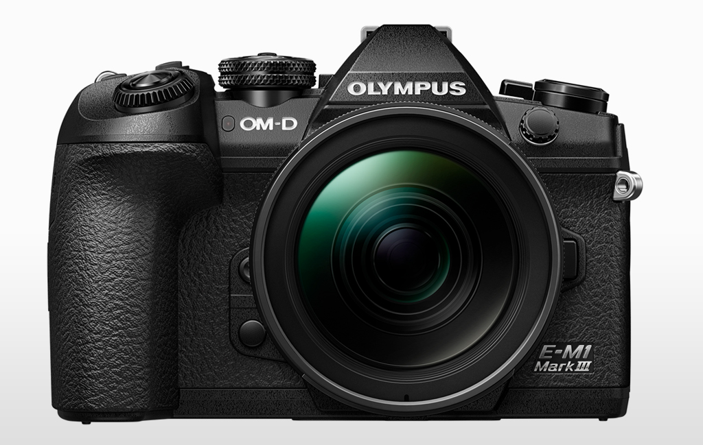 Image of the Olympus OM-D E-M1 Mark III