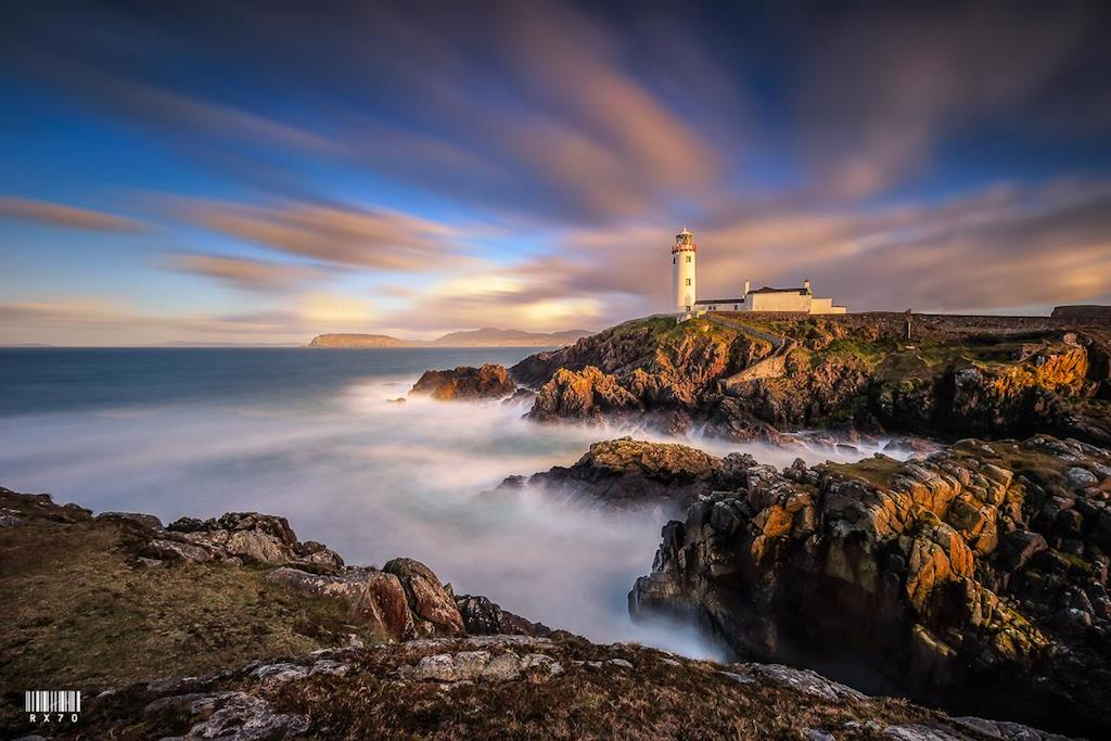 "Today's Photo Of The Day is ""Fanad Head Lighthouse"" by Ryszard Lomnicki. Location: Ireland."