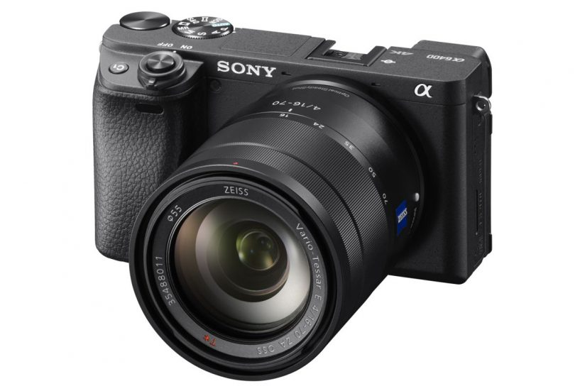 real-time eye af for animals is now possible with the Sony a6400 (pictured)