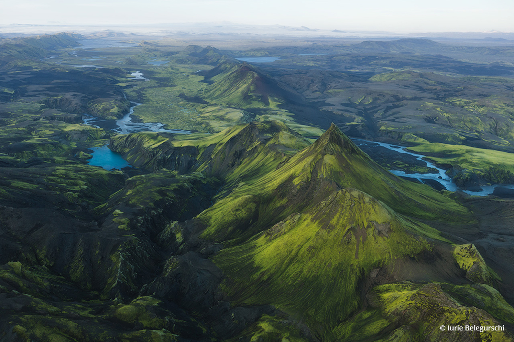 "Photo Of The Day: ""Iceland From Above"" by Iurie Belegurschi. Location: Reykjavik, Iceland."