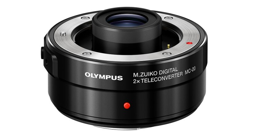 product photo of the Olympus MC-20