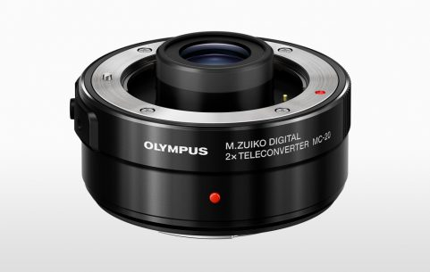 image of the Olympus MC-20 teleconverter