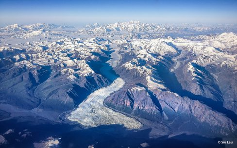 """Today's Photo Of The Day is """"Unknown Glacier"""" by Siu Lau."""
