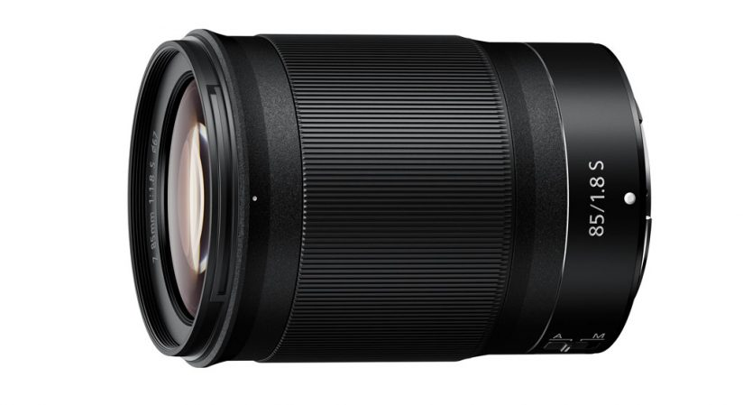 Image of the NIKKOR Z 85mm f/1.8 S