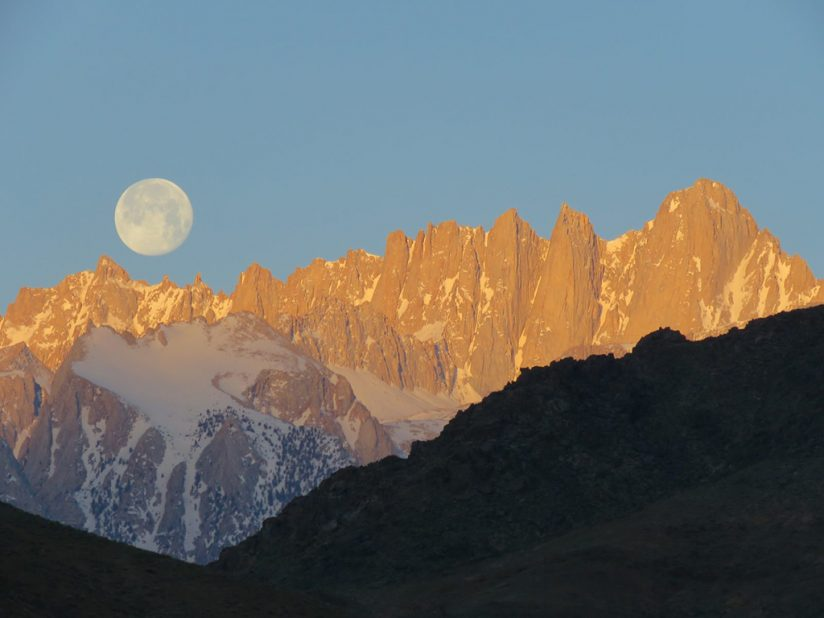 """Today's Photo Of The Day is """"Transition"""" by Clayton Peoples. Alabama Hills of California."""