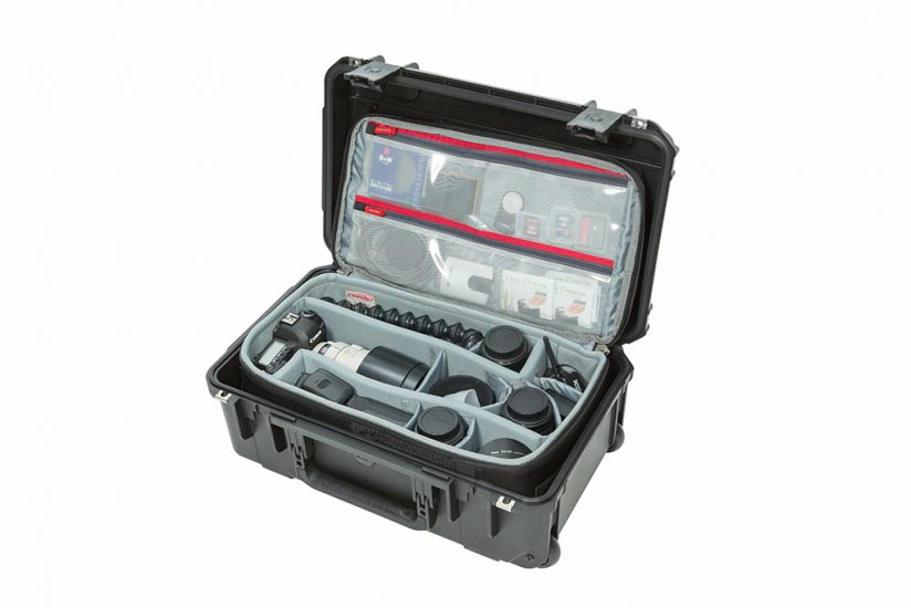 Travel Checklist for photographers: SKB case