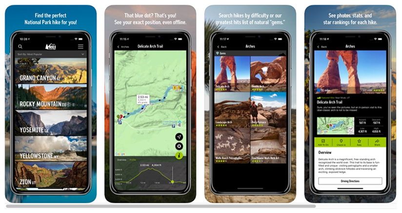 Apple Announces National Park App Collection
