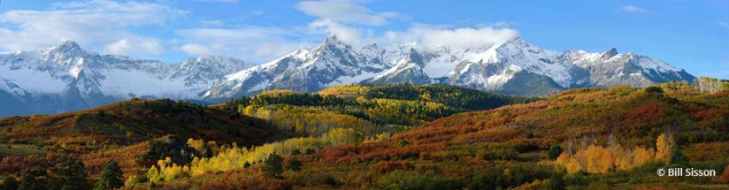 """Today's Photo Of The Day is """"Dallas Divide Dawn"""" By Bill Sisson. Location: Colorado."""