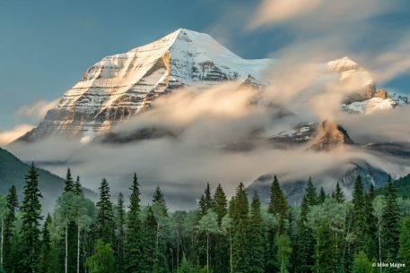 "Today's Photo Of The Day is ""Robson"" by Mike Magee. Location: Jasper, Alberta."