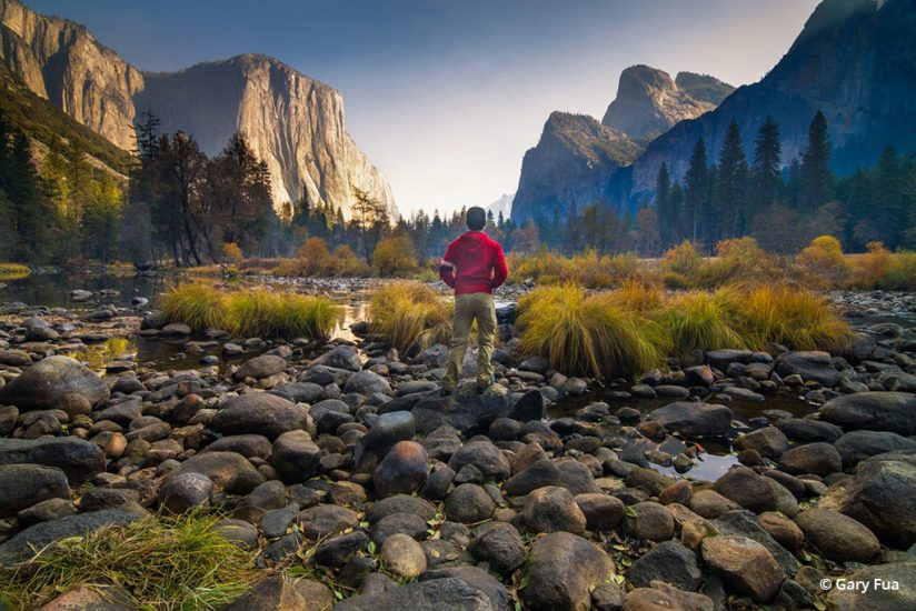 "Today's Photo Of The Day is ""Tarriance"" by Gary Fua. Location: Yosemite National Park, California."