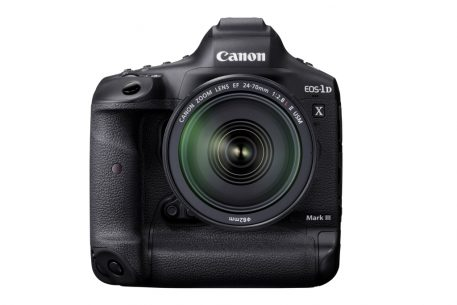 image of the Canon EOS-1D X Mark III