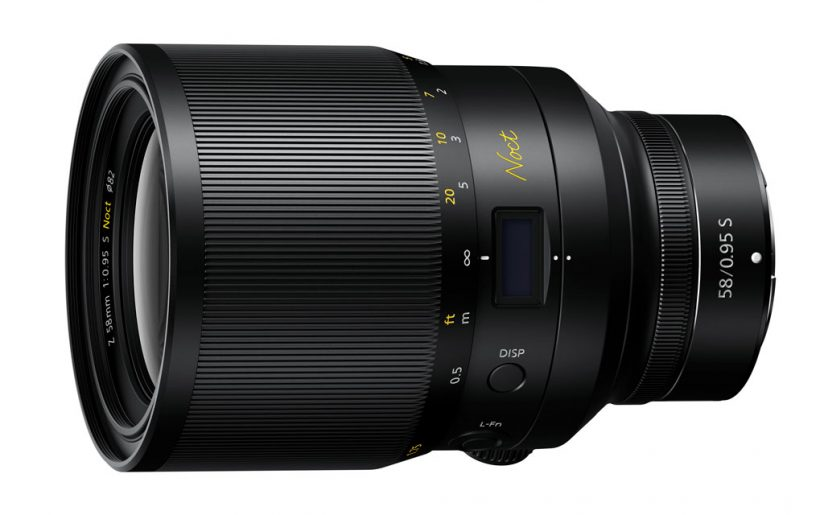 NIKKOR Z 58mm Noct Lens Gets Price, Lens Roadmap Revealed