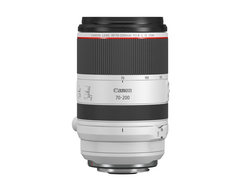 Image of the Canon RF 70-200mm F2.8L IS USM