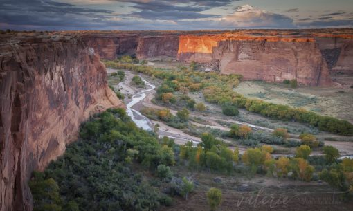 "Today's Photo Of The Day is ""Navajo Autumn"" by Valerie Millett. Location: Canyon de Chelly National Monument, Arizona."