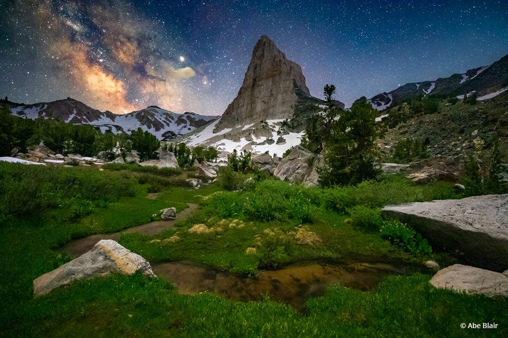 """Today's Photo Of The Day is """"Magnum Opus"""" by Abe Blair. Location: Sierra Mountains, California."""