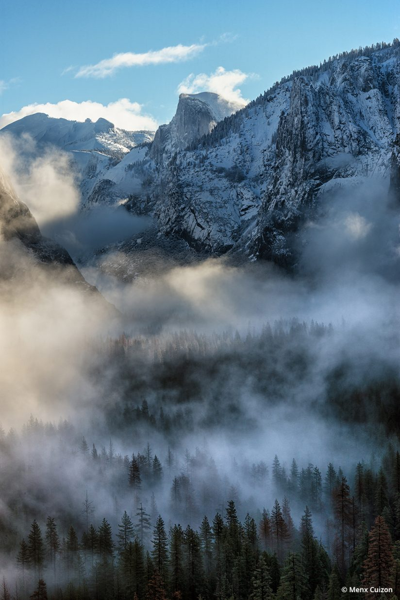 "Today's Photo Of The Day is ""Rolling Fog"" by Menx Cuizon.</body></html>"