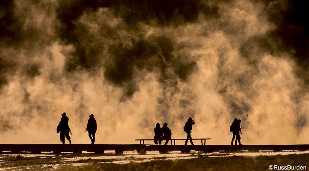 Photographing Silhouettes
