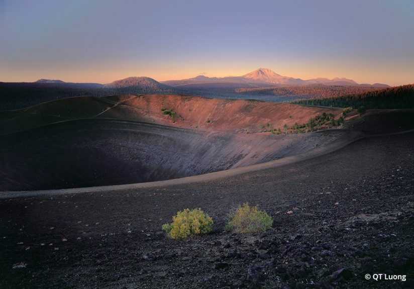 national parks for summer, image of Lassen