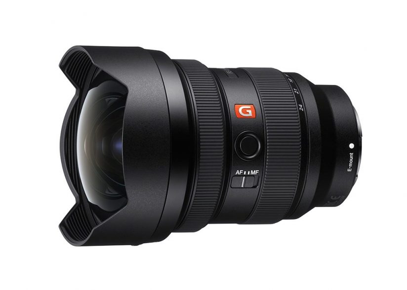 Sony Introduces The FE 12-24mm F2.8 G Master Ultra-Wide Zoom