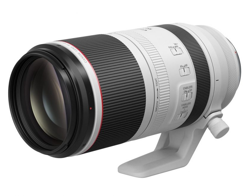 image of the RF100-500mm F4.5-7.1 L IS USM lens