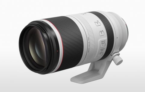image of the Canon RF100-500mm zoom