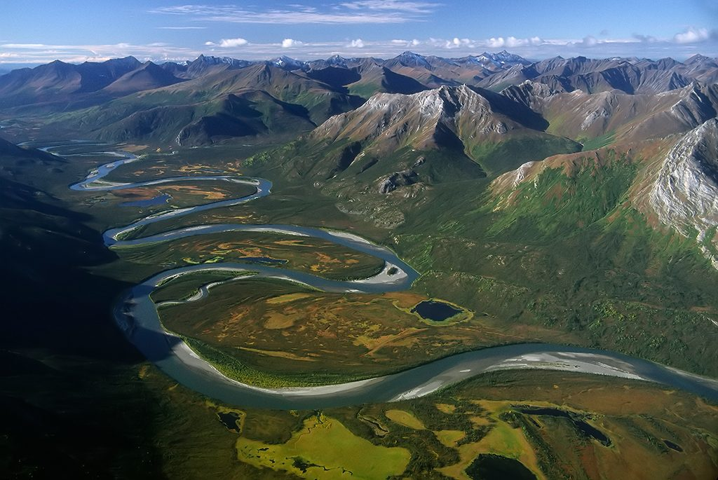 Unique national parks: Gates of the Arctic
