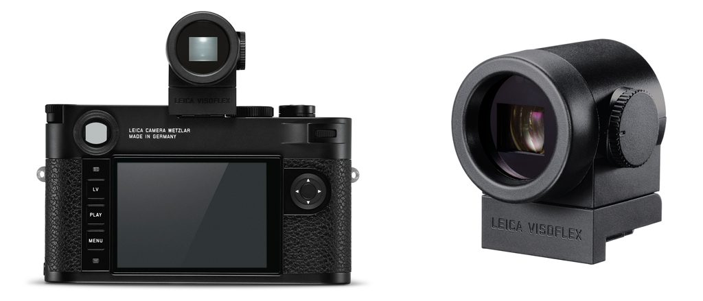 Image of the Leica M10-R Visoflex