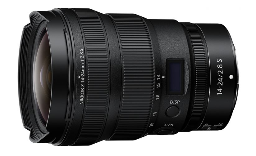 Image of the NIKKOR Z 14-24mm f/2.8 S