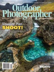 Outdoor Photographer October 2020 cover