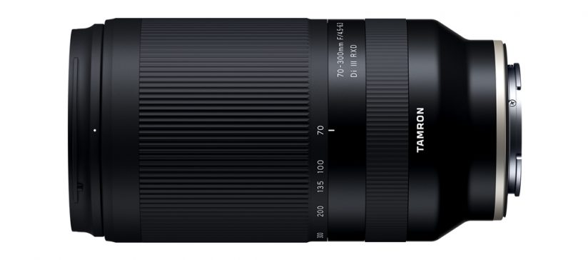 Image of the Tamron 70-300mm F/4.5-6.3 Di III RXD