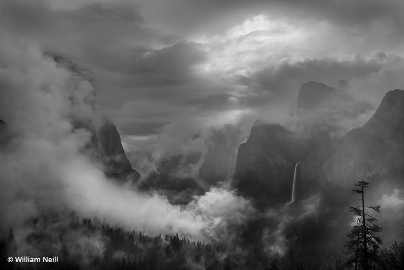 Light On The Landscape, image of Morning mist, Yosemite Valley, Yosemite National Park, California, 2013