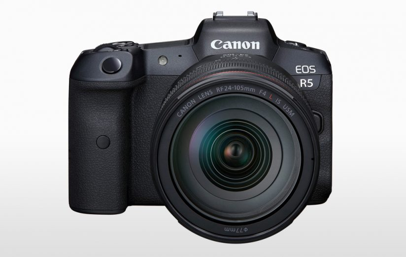 Image of the Canon EOS R5