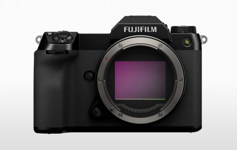Image of the Fujifilm GFX100S