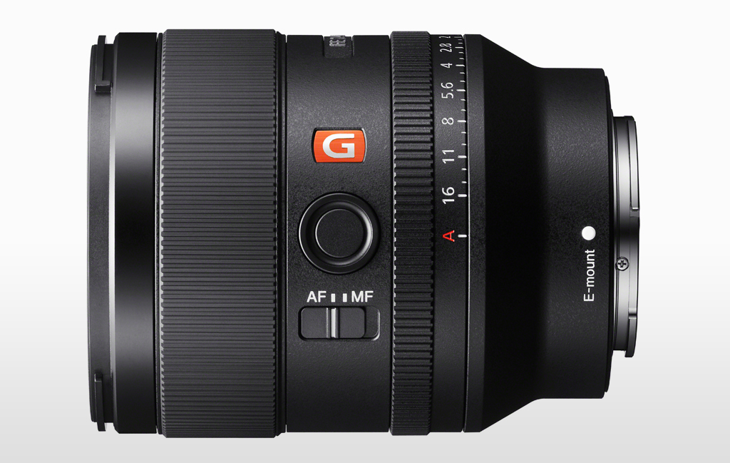 Image of the Sony FE 35mm F1.4 GM