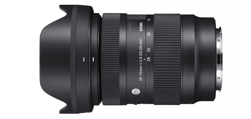 Image of the Sigma 28-70mm F2.8 DG DN lens