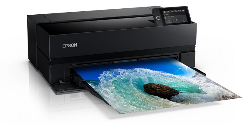 Image of the Epson P900, one of our picks for the best photo printer.